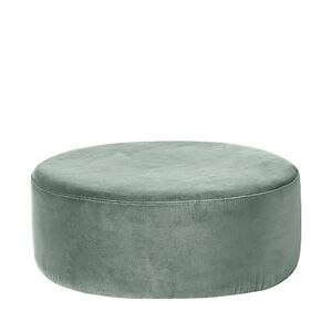 Broste Pouf WIND chinoise GREEN